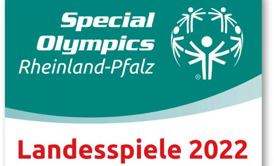 Logo Special Olympics RLP Landesspiele
